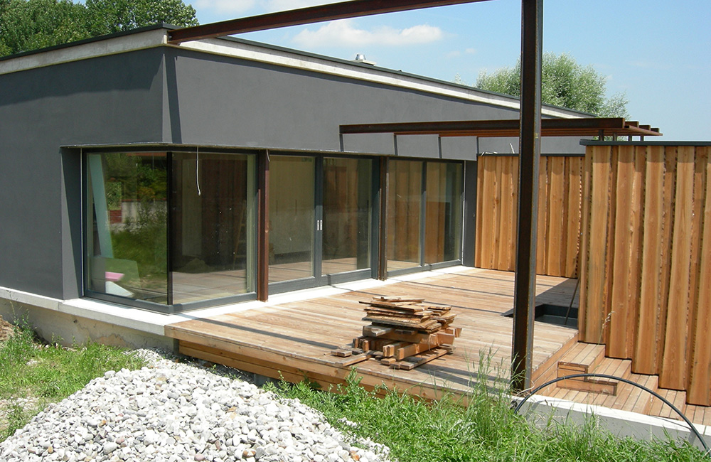 Neubau Haus A